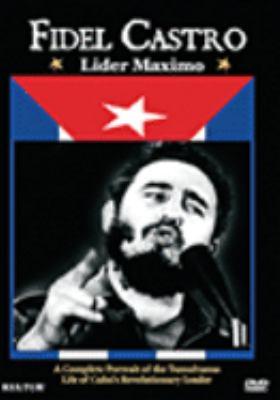 Cover image for Fidel Castro lider maximo