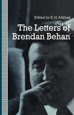 Cover image for The letters of Brendan Behan