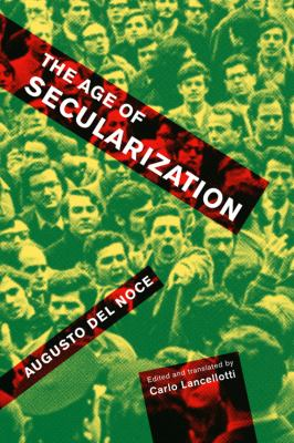Cover image for The age of secularization