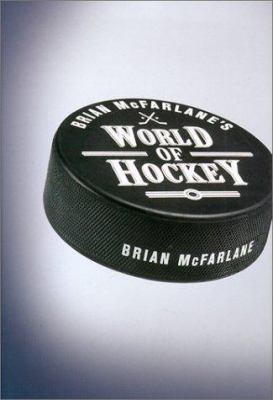 Cover image for Brian McFarlane's world of hockey