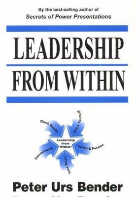 Cover image for Leadership from within