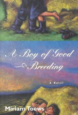 Cover image for A boy of good breeding : a novel
