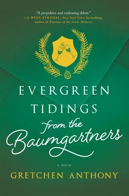 Cover image for Evergreen tidings from the Baumgartners