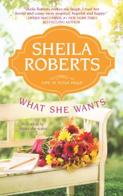 Cover image for What she wants