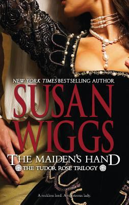 Cover image for The maiden's hand