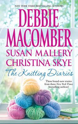 Cover image for The knitting diaries