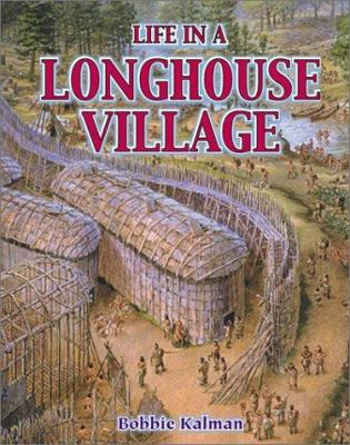 Cover image for Life in a longhouse village