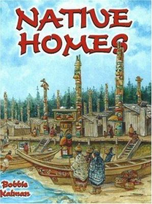 Cover image for Native homes
