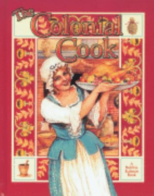 Cover image for The colonial cook