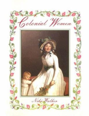 Cover image for Colonial women