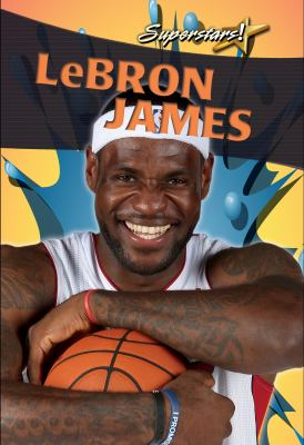 Cover image for Lebron James