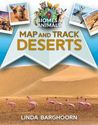 Cover image for Map and track deserts