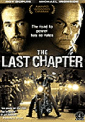 Cover image for The last chapter the complete series