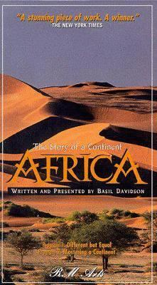 Cover image for The story of a continent Africa