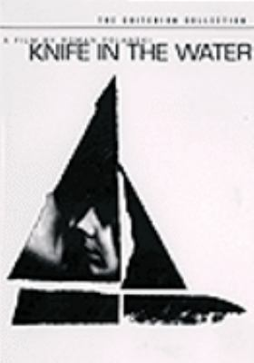 Cover image for Knife in the water Nóż w wodzie