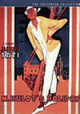 Cover image for Les vacances de Monsieur Hulot