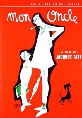 Cover image for Mon oncle