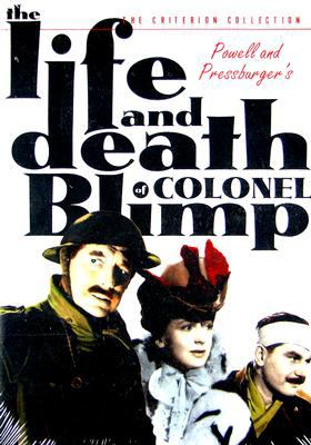 Cover image for The life and death of Colonel Blimp