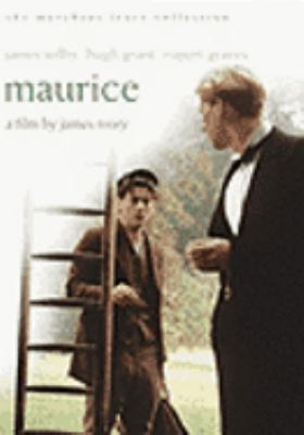 Cover image for Maurice