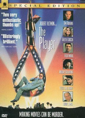 Cover image for The player