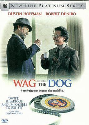 Cover image for Wag the dog