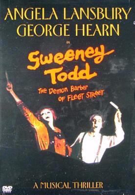 Cover image for Sweeney Todd the demon barber of Fleet Street
