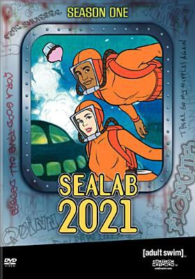 Cover image for Sealab 2021. Season 1