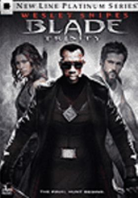 Cover image for Blade trinity