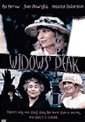 Cover image for Widows' peak