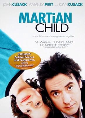 Cover image for Martian child