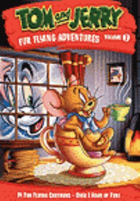 Cover image for Tom & Jerry. Fur flying adventures. volume 3