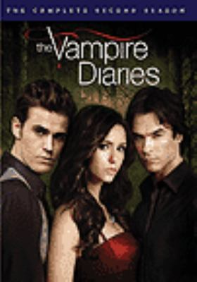 Cover image for The vampire diaries. The complete second season.