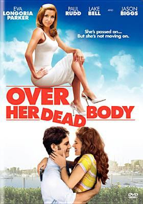 Cover image for Over her dead body