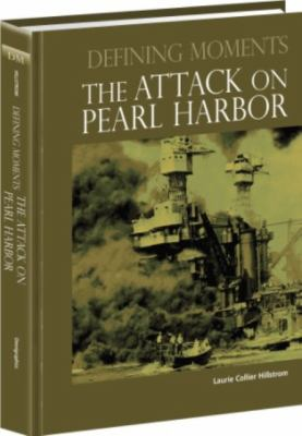 Cover image for The attack on Pearl Harbor