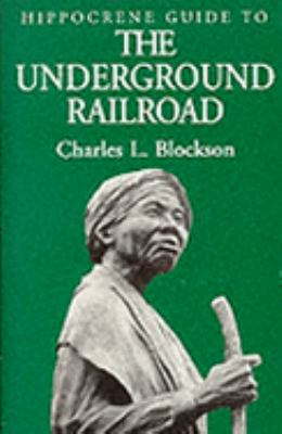 Cover image for Hippocrene guide to the underground railroad