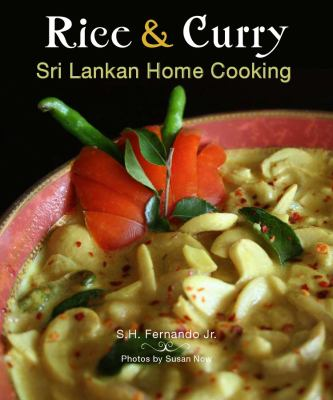 Cover image for Rice & curry : Sri Lankan home cooking