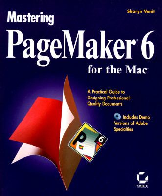 Cover image for Mastering PageMaker 6 for the Mac