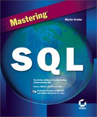 Cover image for Mastering SQL