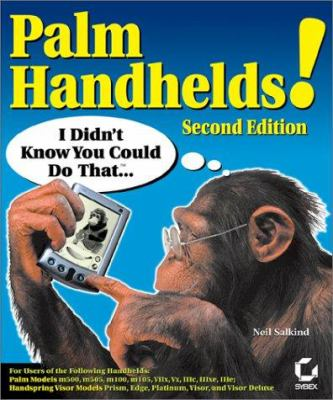Cover image for Palm handhelds! : I didn't know you could do that--