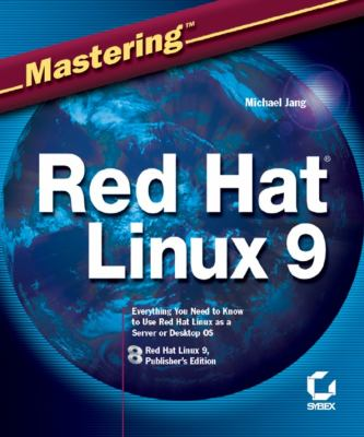 Cover image for Mastering Red Hat Linux 9