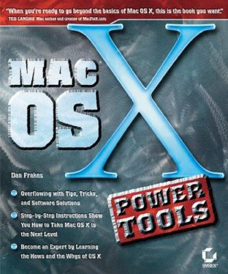 Cover image for Mac OS X power tools