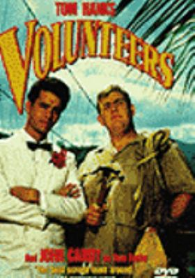 Cover image for Volunteers