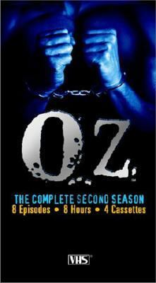Cover image for Oz. The complete second season