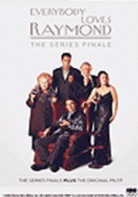 Cover image for Everybody loves Raymond. The series finale