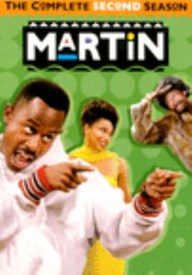 Cover image for Martin. The complete second season