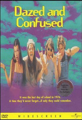 Cover image for Dazed and confused