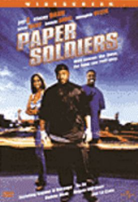 Cover image for Paper soldiers