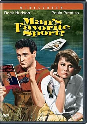 Cover image for Man's favorite sport?