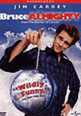 Cover image for Bruce Almighty