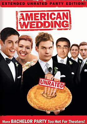 Cover image for American wedding